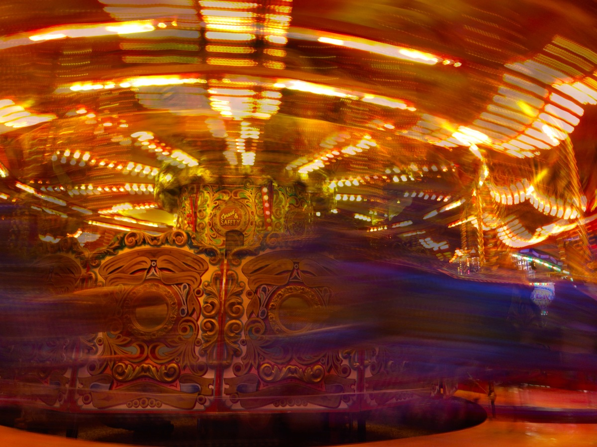 Looking at theme parks and amusement parks in a newway